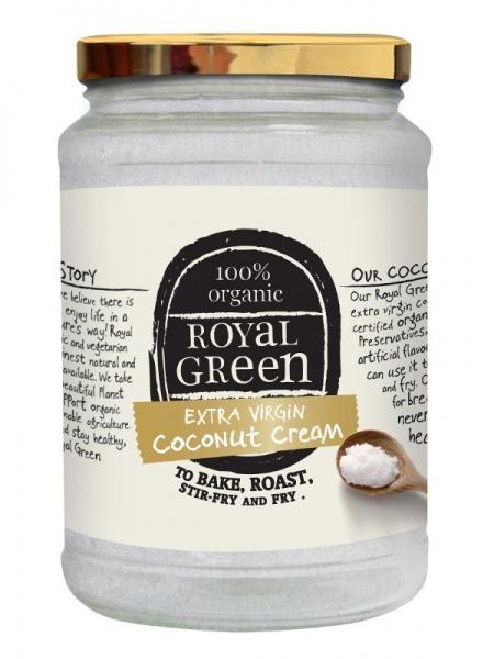 ROYAL GREEN Extra panenský BIO kokosový olej Objem 1400 ml