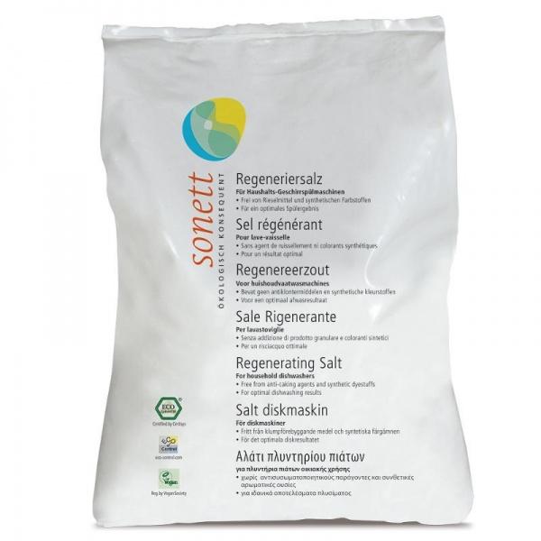 SONETT Regenerační sůl do myčky Objem 2000 g