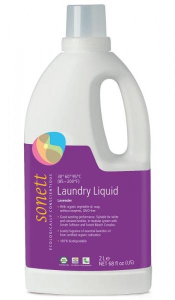 SONETT Prací gel Objem 2 l