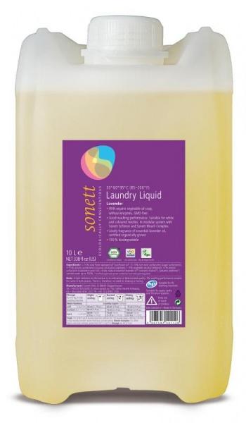 SONETT Prací gel Objem 10 litrů