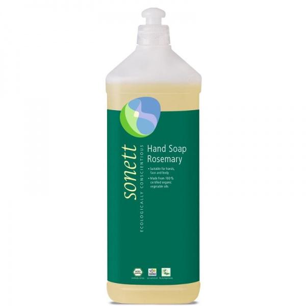 SONETT Tekuté mýdlo na ruce Rozmarýn Objem 1000 ml