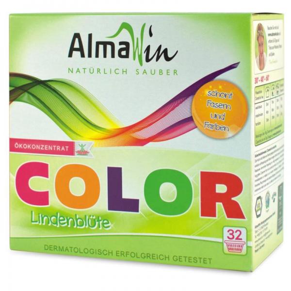 ALMAWIN Prášek na barevné a jemné prádlo Objem 1000 g