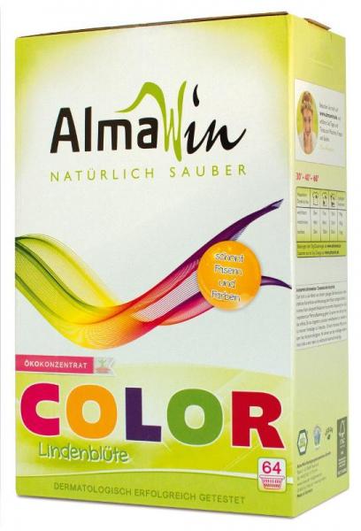 ALMAWIN Prášek na barevné a jemné prádlo Objem 2000 g
