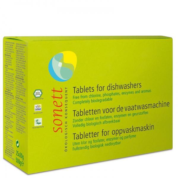 SONETT Tablety do myčky Objem 500 g - 25 ks
