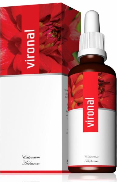 ENERGY Vironal Objem 30 ml