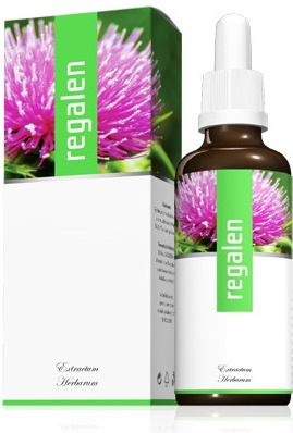 ENERGY Regalen Objem 30 ml