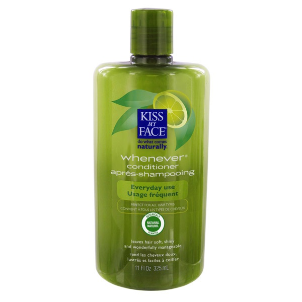 KISS MY FACE Kondicionér BIO Whenever - pro každodenní péči s vůní Lemonu Objem 325 ml