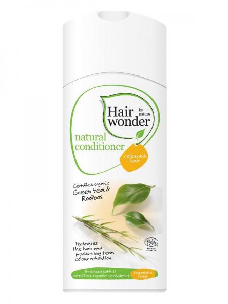 HAIRWONDER Přírodní kondicionér pro barvené vlasy Objem 200 ml