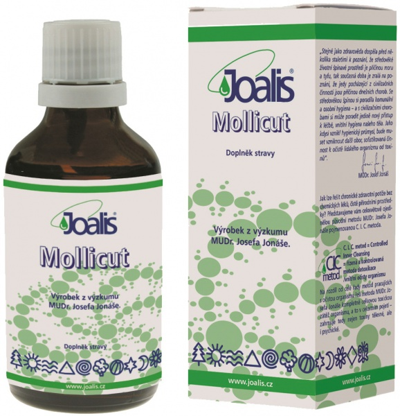 JOALIS Mollicut Objem 50 ml