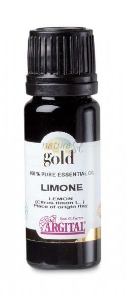 ARGITAL GOLD esenciální olej - CITRON Objem 10 ml