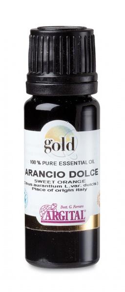 ARGITAL GOLD esenciální olej - Sladký pomeranč Objem 10 ml
