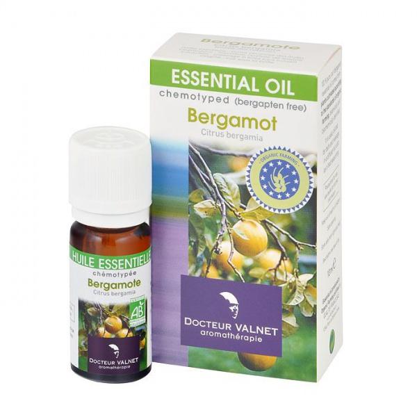 DOCTOEUR VALNET Éterický olej Bergamot BIO Objem 10 ml