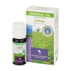 DOCTOEUR VALNET Éterický olej Vetiver BIO Objem 10 ml