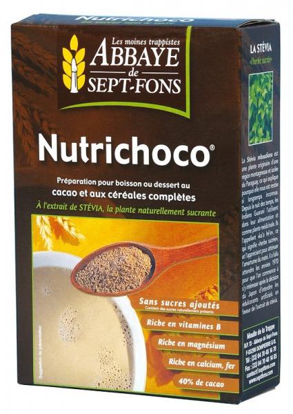 ABBAYE SEPT- FONS Nutrichoco Objem 250 g
