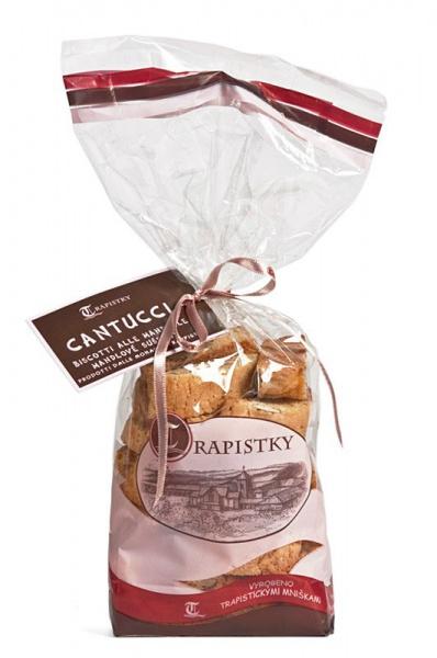 OPATSTVÍ NOVÝ DVUR Cantucci – mandlové sušenky Objem 200 g