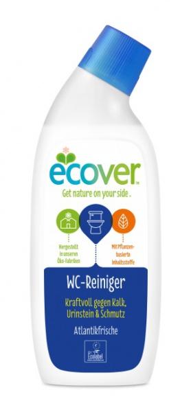 ECOVER WC čistící prostředek s vůní oceánů Objem 750 ml