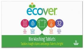 ECOVER Tablety na praní Objem 960 g
