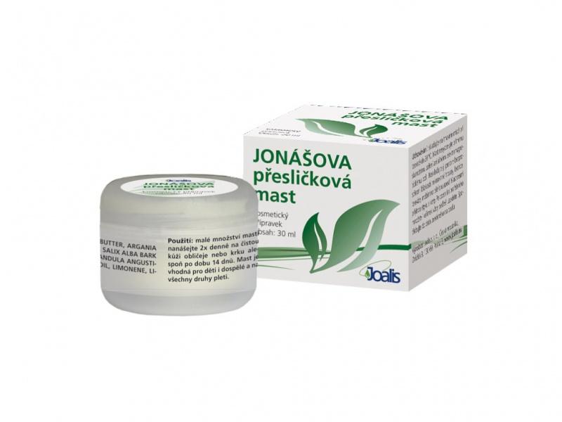 JOALIS Jonášova přesličková mast Objem 30 ml