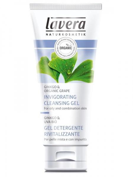 LAVERA Osvěžující čistící gel Gingo Objem 100 ml