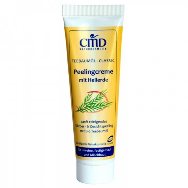 CMD NATURKOSMETIK Peelingový krém na obličej Objem 50 ml