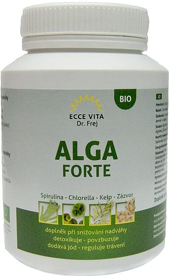 ECCE VITA Alga Forte Bylinné kapsle 120 tobolek