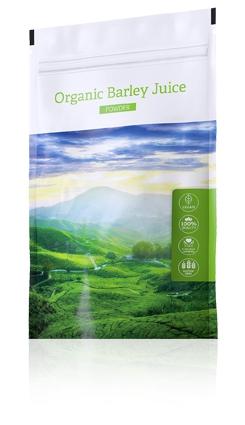 ENERGY Organic Barley Juice Objem 100 g