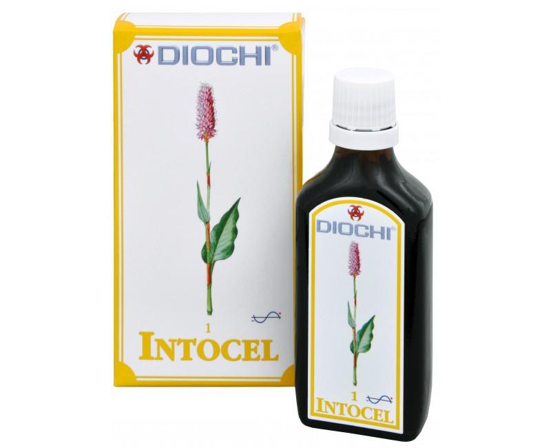 DIOCHI Intocel Objem 50 ml kapky
