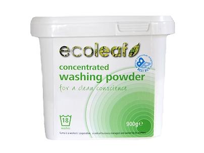 ECOLEAF Prací prášek Objem 900 g