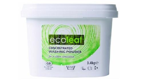 ECOLEAF Prací prášek Objem 3,4 kg