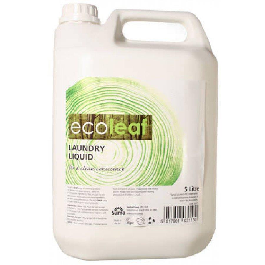 ECOLEAF Prací gel Objem 5000 ml, plast.kanystr