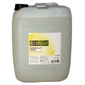 ECOLEAF Gel na mytí nádobí Objem 20 litrů, kanystr