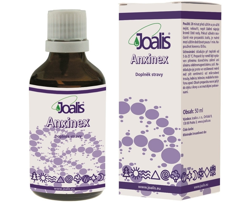 JOALIS Anxonex Objem 50 ml