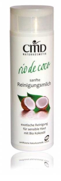 CMD NATURKOSMETIK Rio de Coco čistící mléko Objem 200 ml