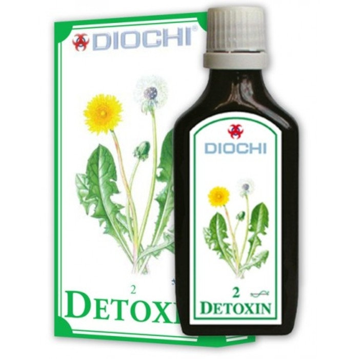 DIOCHI Detoxin Objem 50 ml