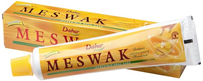 DABUR Ajurvédská zubní pasta s Miswakem Objem 100ml