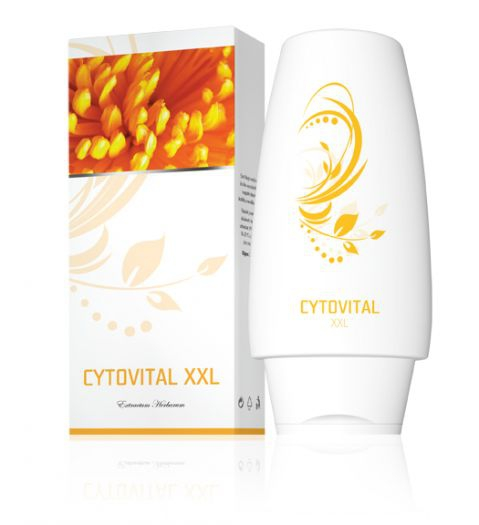 ENERGY Cytovital XXL Objem 250 ml