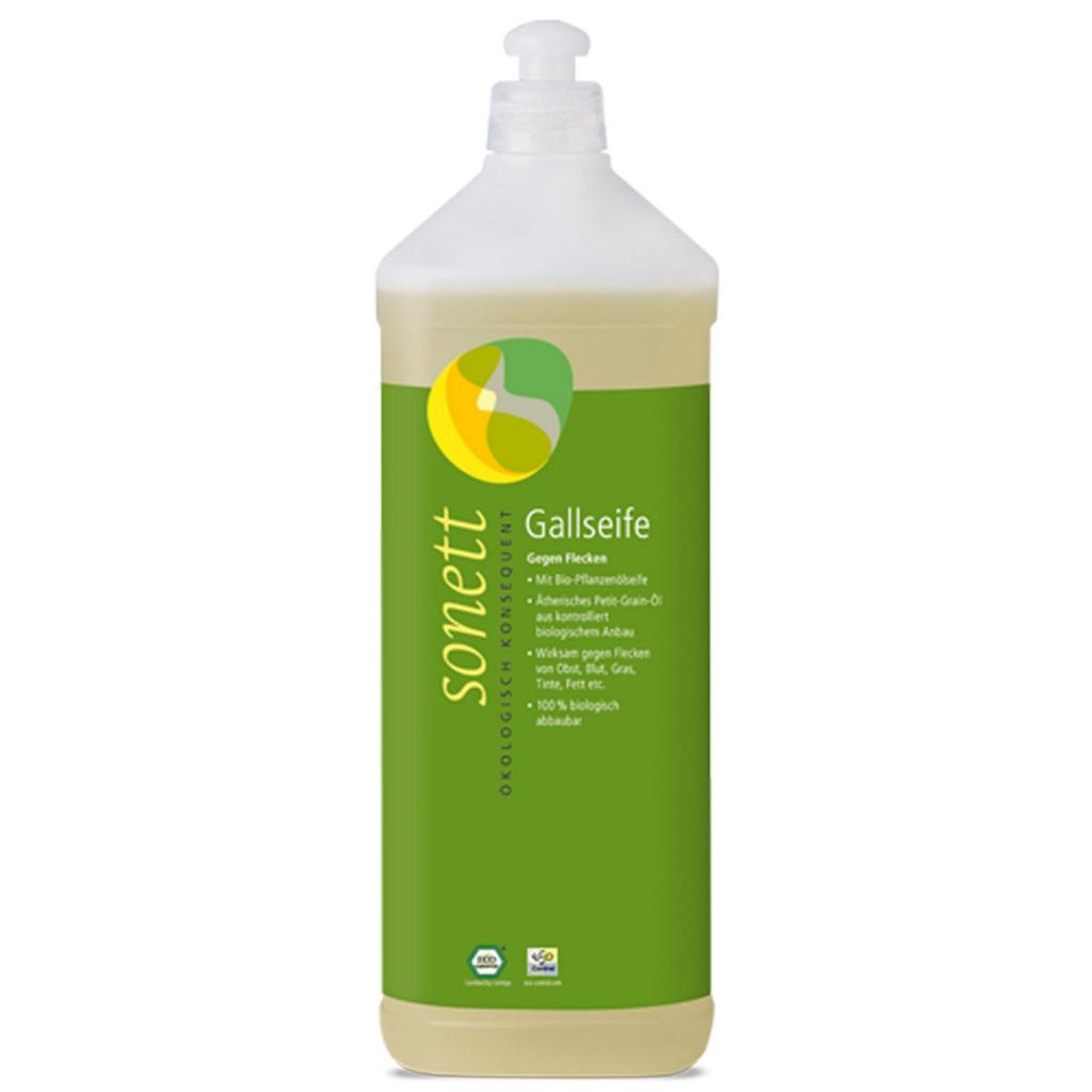 SONETT Tekuté mýdlo na skvrny Objem 1000 ml, plast.obal