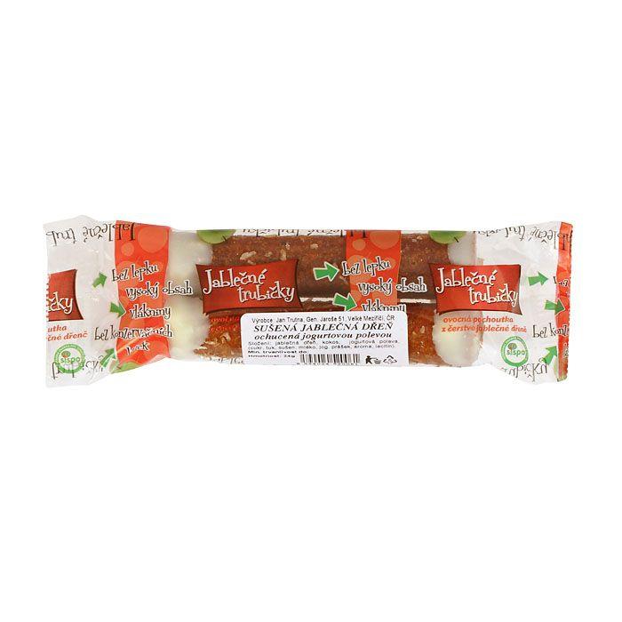 B PRODUKT Trubičky jablečné s jogurtem Objem 24 g