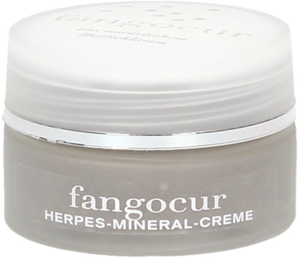 FANGOCUR Mineralní krém na opary Objem 15 ml