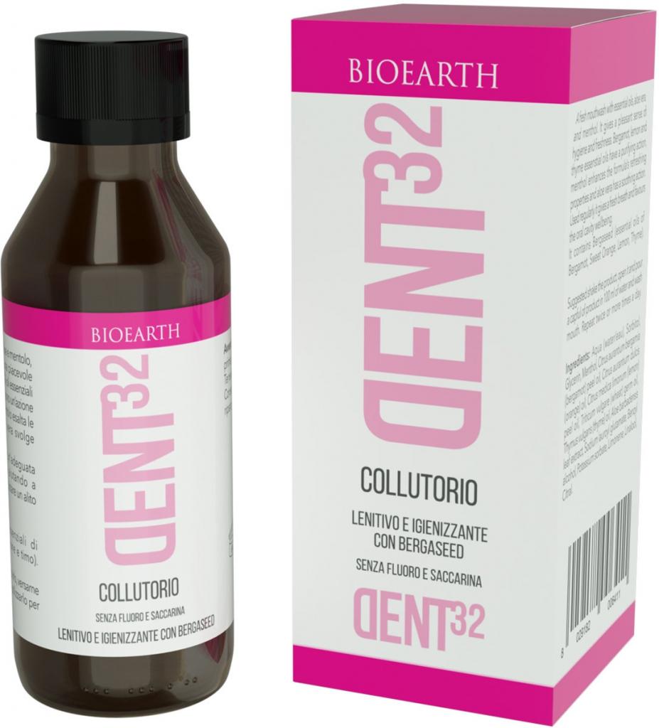 BIOEARTH DENT32 Ústní voda Objem 100 ml