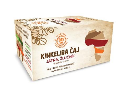 KINKELIBA čaj játra a žlužník čaje 20 x 2 g