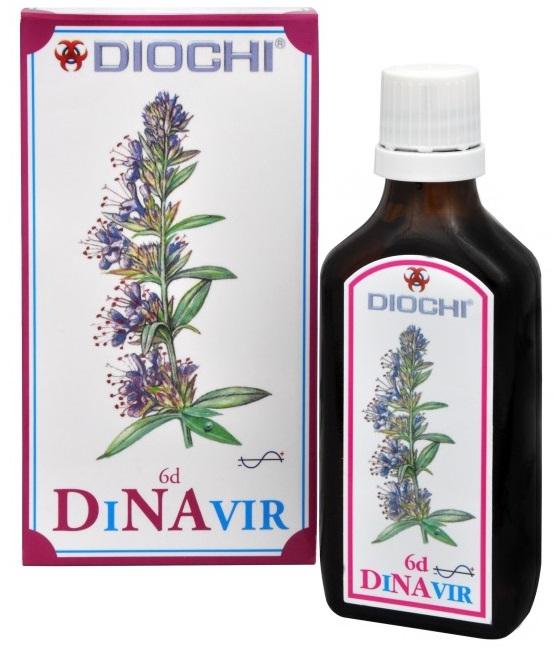 DIOCHI Dinavir Objem 50 ml