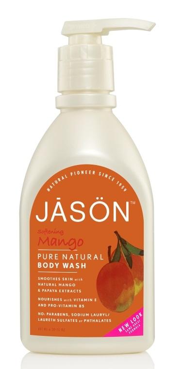 JASON Sprchový gel Mango Objem 887 ml