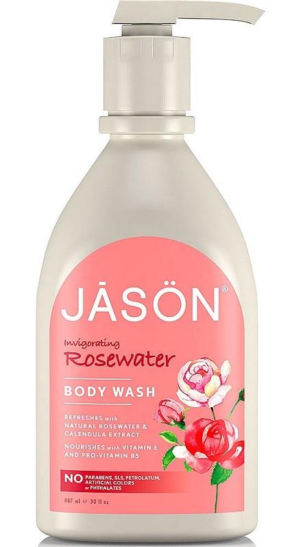JASON Sprchový gel Růže Objem 887 ml