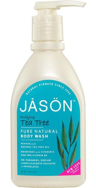 JASON Sprchový gel Tea Tree Objem 887 ml