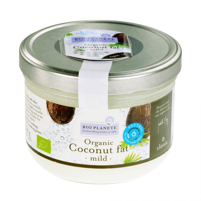 BIOPLANETE Olej kokosový BIO Objem 400 ml