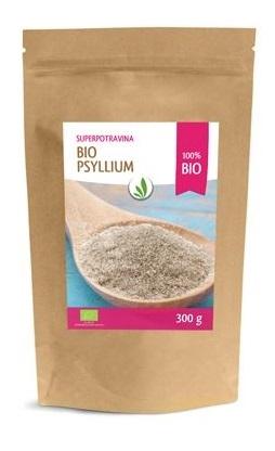 ALLNATURE Psyllium BIO Objem 300 g