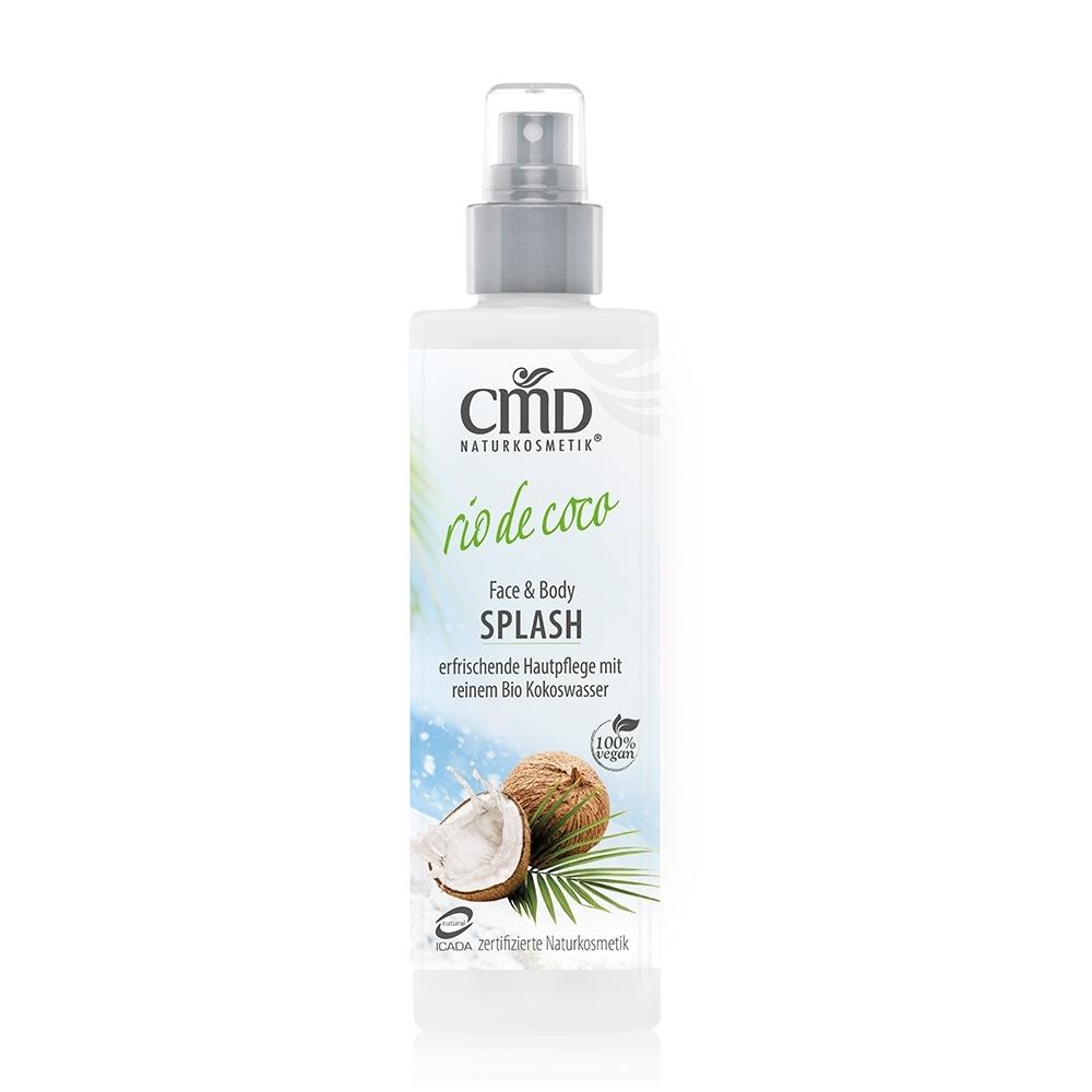 CMD NATURKOSMETIK Rio de Coco Tělový a obličejový kokosový sprej Objem 100 ml, rozprašovač