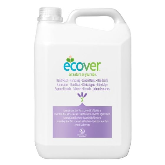 ECOLEAF Tekuté mýdlo Objem 5000 ml, plast.kanystr