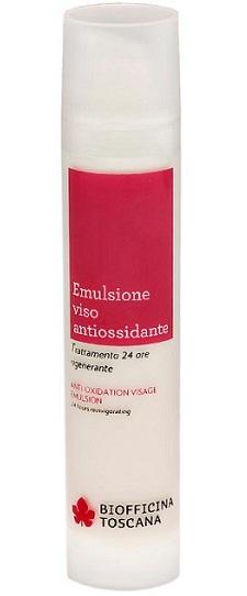 BIOFFICINA TOSCANA Antioxidační emulze na obličej Objem 50 ml